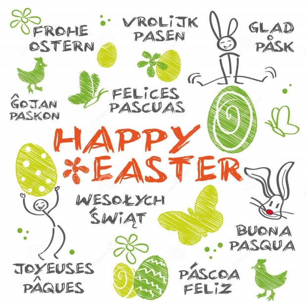 happy-easter-multilingual-greeting-card-different-languages-38483882